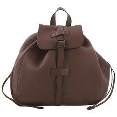 Gucci Rucksack Backpack Leather Medium