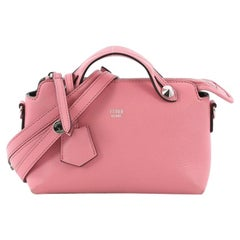 Fendi By The Way Satchel Calfskin Mini