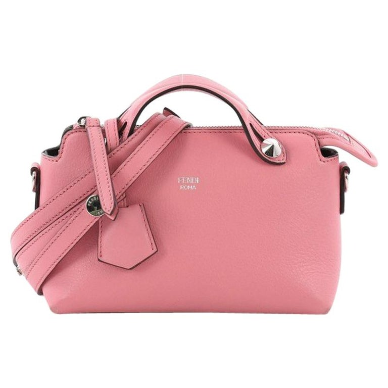 af1a772f684a Fendi By The Way Satchel Calfskin Mini For Sale at 1stdibs