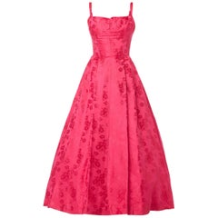 Gothe, Pink gown, circa 1960