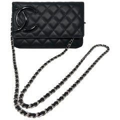 Chanel Black Cambon WOC