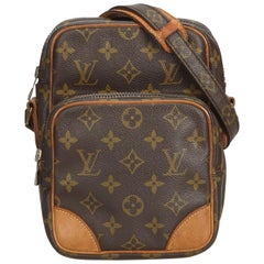 Louis Vuitton Brown Monogram Amazone