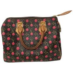 Louis Vuitton Cherry Speedy 25