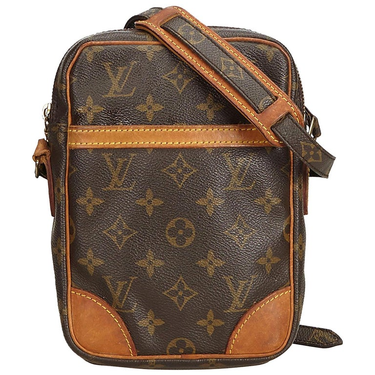 Louis Vuitton Brown Monogram Danube For Sale