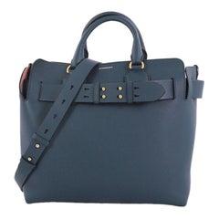 Burberry Belt Tote Leather Medium