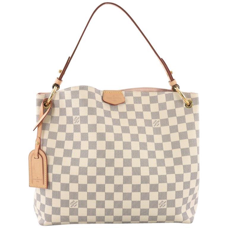 Louis Vuitton Graceful Handbag Damier PM at 1stdibs 03d04a9dedfb3