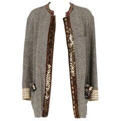 2000s Antonio Marras Tweed Jacket