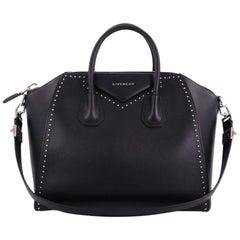 Givenchy Antigona Bag Studded Leather Medium
