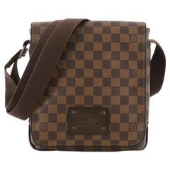 Louis Vuitton Brooklyn Handbag Damier PM