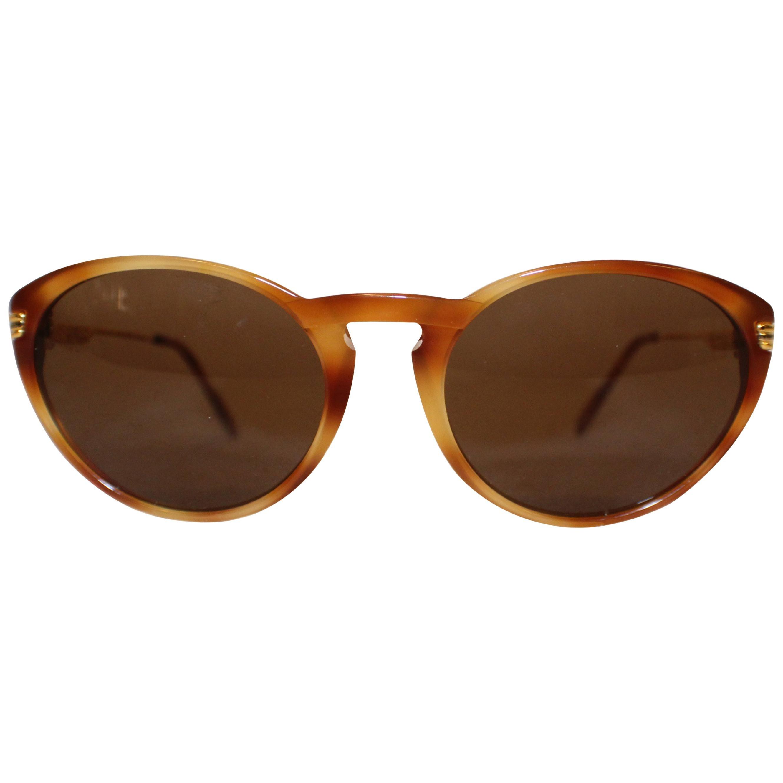 e9c4b5c5b6c Tortoise Shell Sunglasses - 69 For Sale on 1stdibs