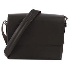 Louis Vuitton Fonzie Handbag Monogram Glace Leather