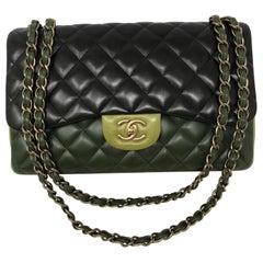 Chanel Multicolor Double Flap Bag