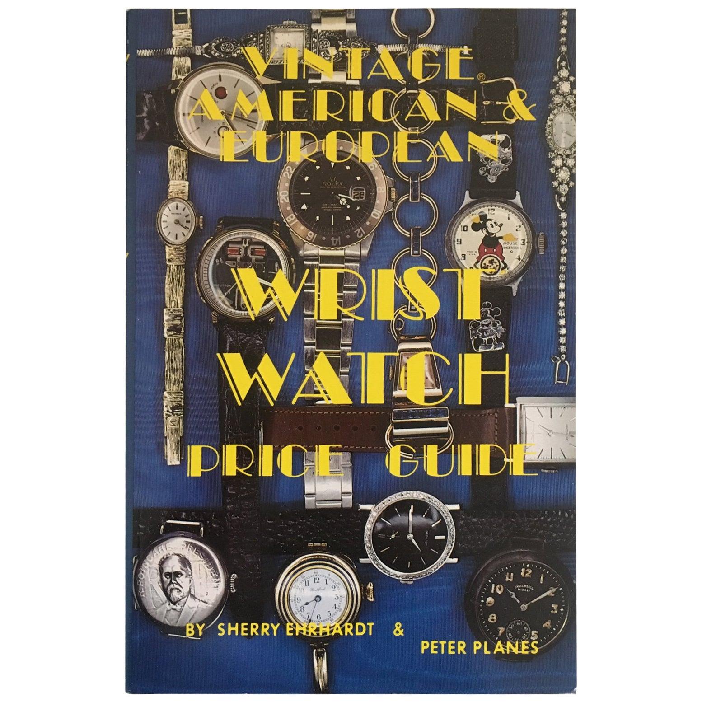 Wrist Watches- Vintage American & European