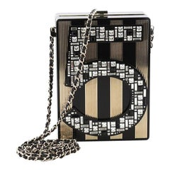 Chanel No. 5 Minaudiere Embellished Plexiglass