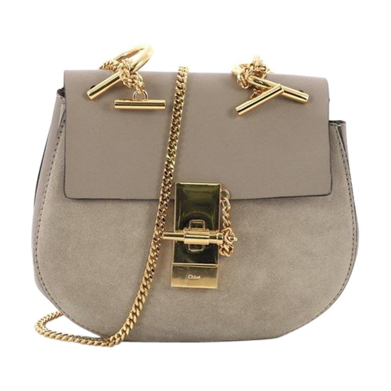 1c19705837095 Chloe Drew Crossbody Bag Leather Mini at 1stdibs