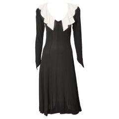 Jean Muir Jersey Day Dress