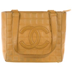 Chanel Medaillon Beige