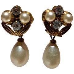 Chanel Clip-on Earrings