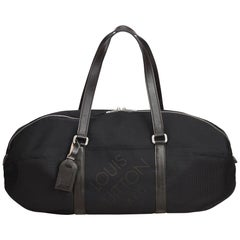 Louis Vuitton Black Damier Geant Attaquant