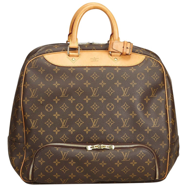 Louis Vuitton Brown Monogram Evasion For Sale