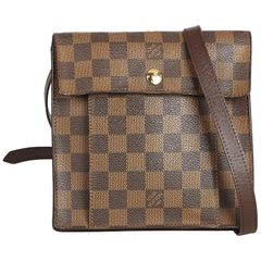 Louis Vuitton Brown Damier Ebene Pimlico