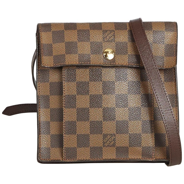 Louis Vuitton Brown Damier Ebene Pimlico For Sale