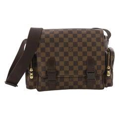 Louis Vuitton Reporter Melville Bag Damier