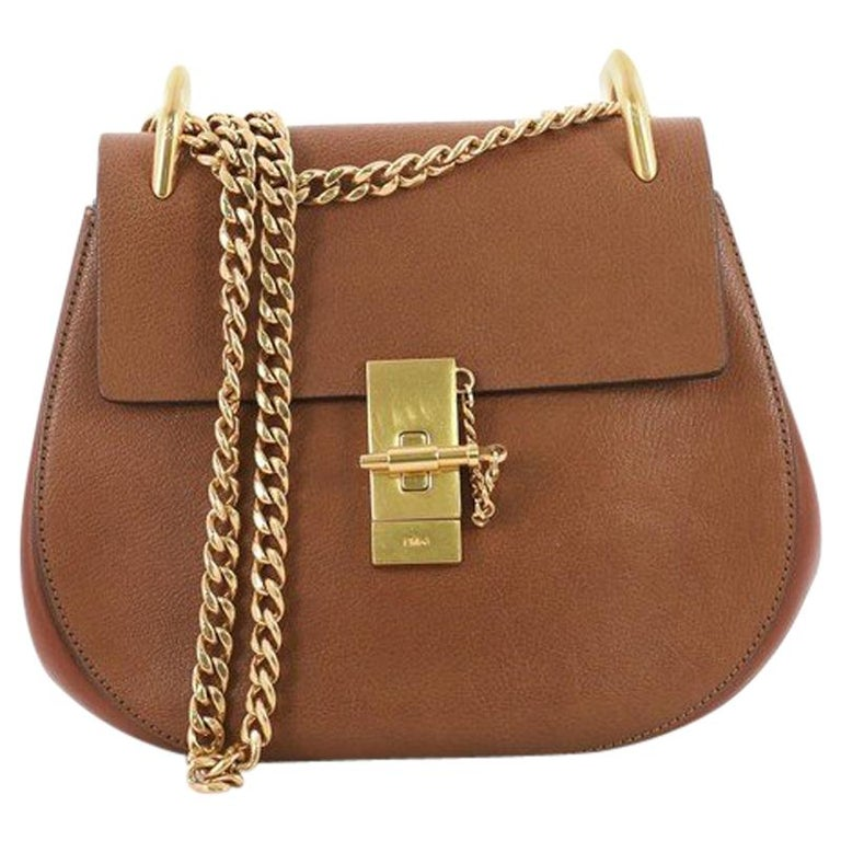84949474e63 Chloe Drew Crossbody Bag Leather Small at 1stdibs