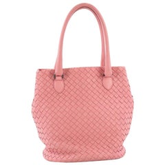 Bottega Veneta Bucket Bag Intrecciato Nappa Small