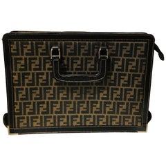 Fendi Monogram Briefcase