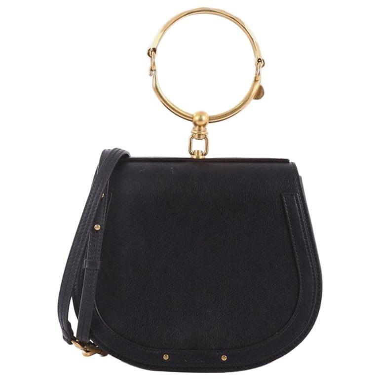 a391d7b6f1c72 Chloe Nile Crossbody Bag Leather Medium at 1stdibs