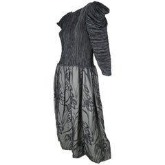 Mary McFadden Pleated Dress