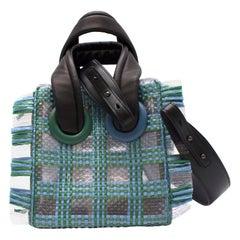 Boyy Deon Raffiabast Handtasche
