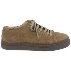 Men's Ralph Lauren Suede Sneakers