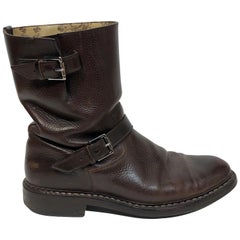 Men's Leather Heschung Boots