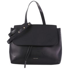 Mansur Gavriel Lady Bag Leather Mini
