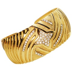 Lanvin Paris Gold Bracelet