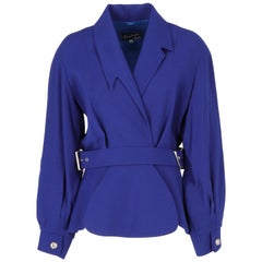 1980s Thierry Mugler jacket