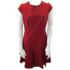 Akris Punto Red Dress