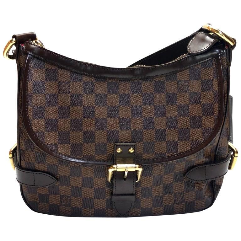 7f23e20d8a48 Louis Vuitton Damier Ebene Highbury Bag For Sale at 1stdibs