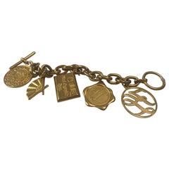 Karl Lagerfeld Charm Bracelet