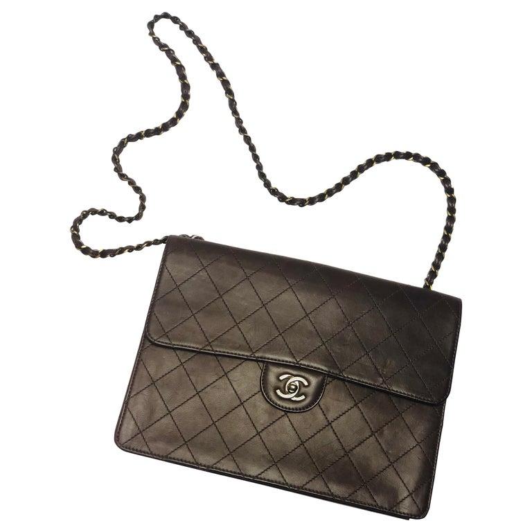 Chanel Medium Classic Flap Shoulder Bag For Sale