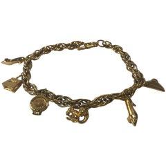 Fendi Vintage Charm Necklace