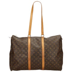 Louis Vuitton Brown Monogram Sac Flanerie 45