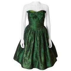 Vintage Nina Ricci Haute Boutique Cocktail Dress