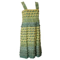 Vintage 1960s Cocktail Dress