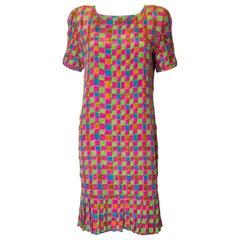 Vintage Bill Blass Silk Dress