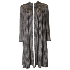 Vintage Valentino Couture Coat