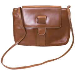 Vintage Leather Bag by Ferragamo
