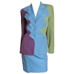 Sophie Sitbon Color Block Suit